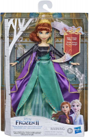 Wholesalers of Frozen 2 Musical Adventure Anna toys image