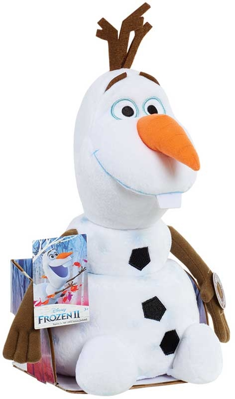 Wholesalers of Frozen 2 Olaf With Sound toys