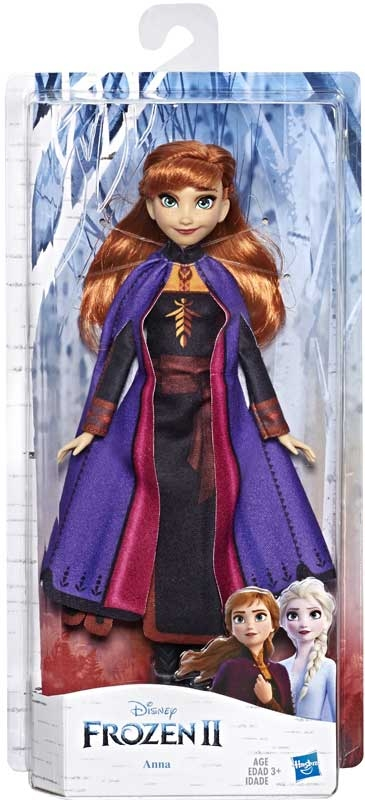 Wholesalers of Frozen 2 Opp Character Anna toys