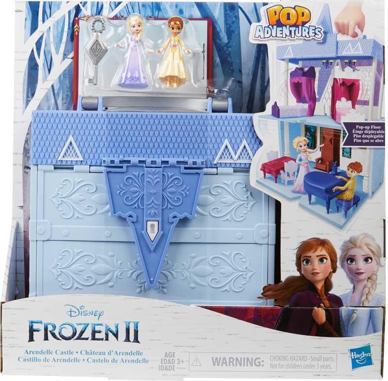 Wholesalers of Frozen 2 Arendelle Castle Set toys