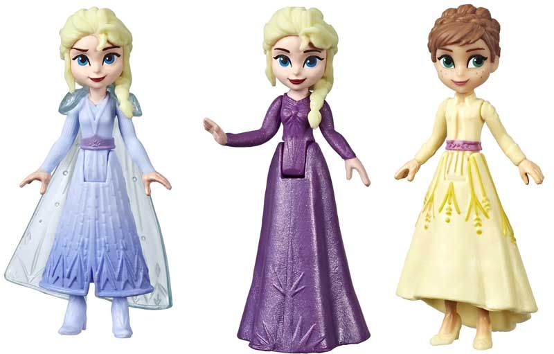 Wholesalers of Frozen 2 Pop Adventures Surprise Characters toys