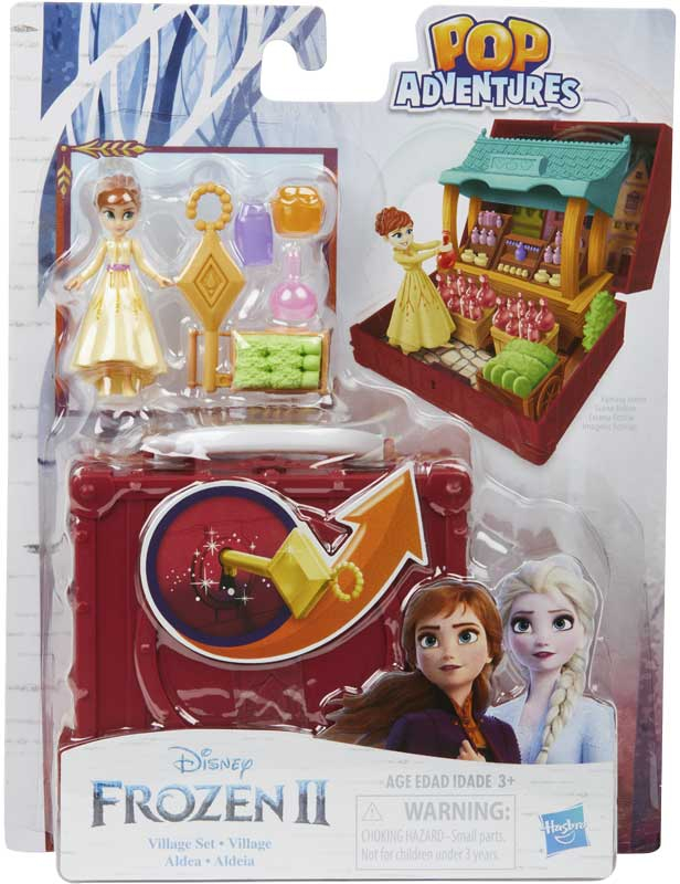 Wholesalers of Frozen 2 Sd Village Set toys