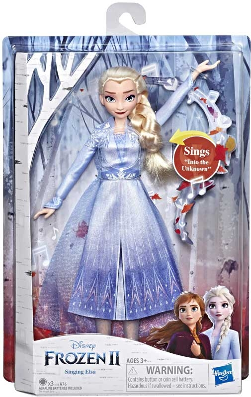 Wholesalers of Frozen 2 Singing Doll Ast toys