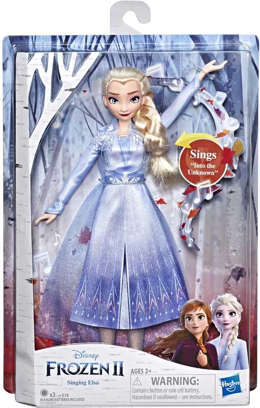 Wholesalers of Frozen 2 Singing Elsa toys