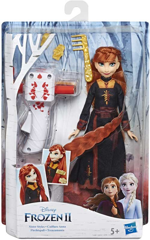 Wholesalers of Frozen 2 Sister Styles Anna toys