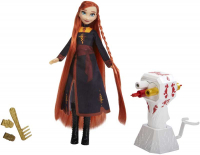 Wholesalers of Frozen 2 Sister Styles Anna toys image 2