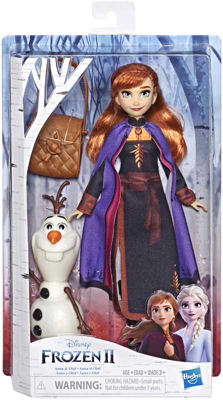 Wholesalers of Frozen 2 Storytelling Doll And Accy Ast toys