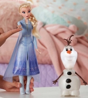 Wholesalers of Frozen 2 Talk And Glow Olaf And Elsa toys image 3