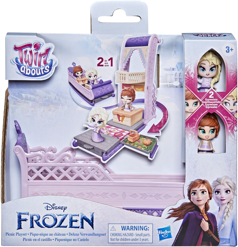Wholesalers of Frozen 2 Twirlabouts Deluxe Set toys