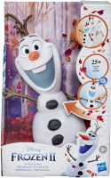 Wholesalers of Frozen 2 Walk And Talk Olaf toys image