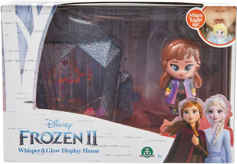 Wholesalers of Frozen 2 Whisper & Glow Display House - Anna toys