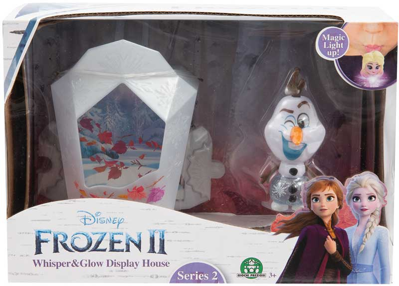 Wholesalers of Frozen 2 Whisper & Glow Display House Assortment W2 toys