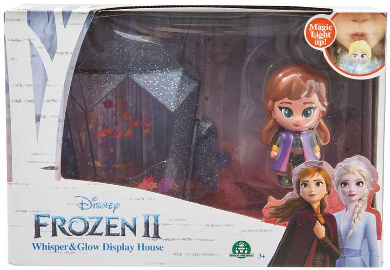 Wholesalers of Frozen 2 Whisper & Glow Display House Assortment toys