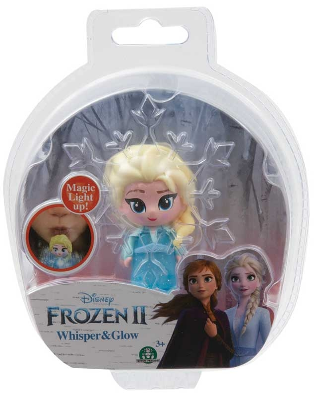 Wholesalers of Frozen 2 Whisper & Glow Single Pack Assortment toys