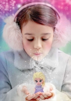 Wholesalers of Frozen 2 Whisper & Glow Triple Pack toys image 3