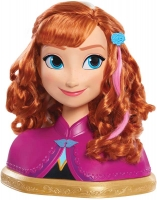 Wholesalers of Frozen Deluxe Anna Styling Head toys image 2