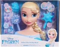 Wholesalers of Frozen Deluxe Elsa Styling Head toys image