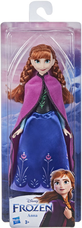 Wholesalers of Frozen Forever Classic Anna toys