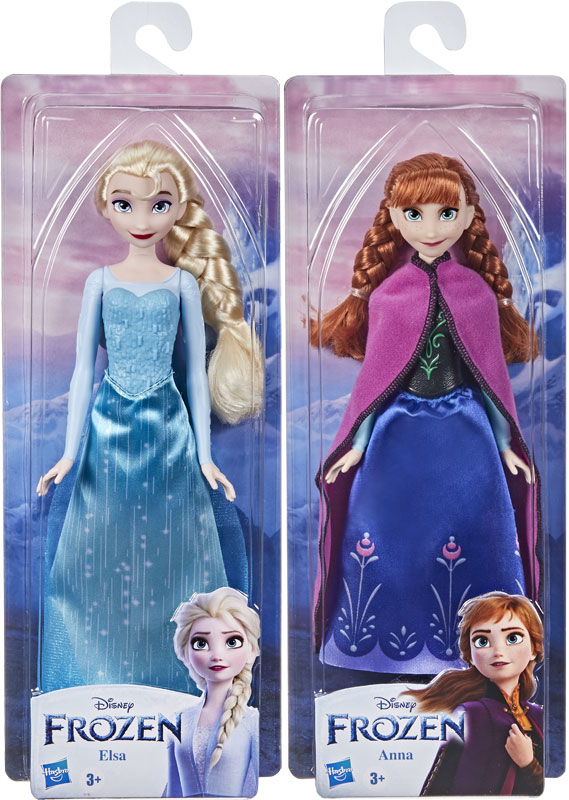 Wholesalers of Frozen Forever Doll Ast toys