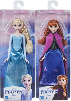 Wholesalers of Frozen Forever Doll Ast toys Tmb