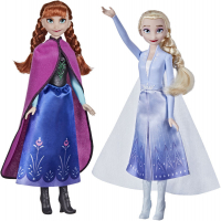 Wholesalers of Frozen Forever Doll Ast toys image 2
