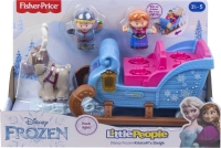 Wholesalers of Frozen Kristoffs Sleigh toys image