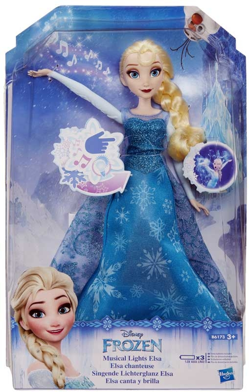Wholesalers of Frozen Musical Lights Elsa toys