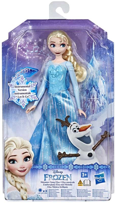 Wholesalers of Frozen Singing Doll Ast toys