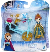 Wholesalers of Frozen Small Doll And Accessory Asst toys image