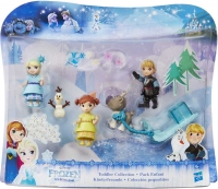 Wholesalers of Frozen Small Doll Toddler Collection toys image