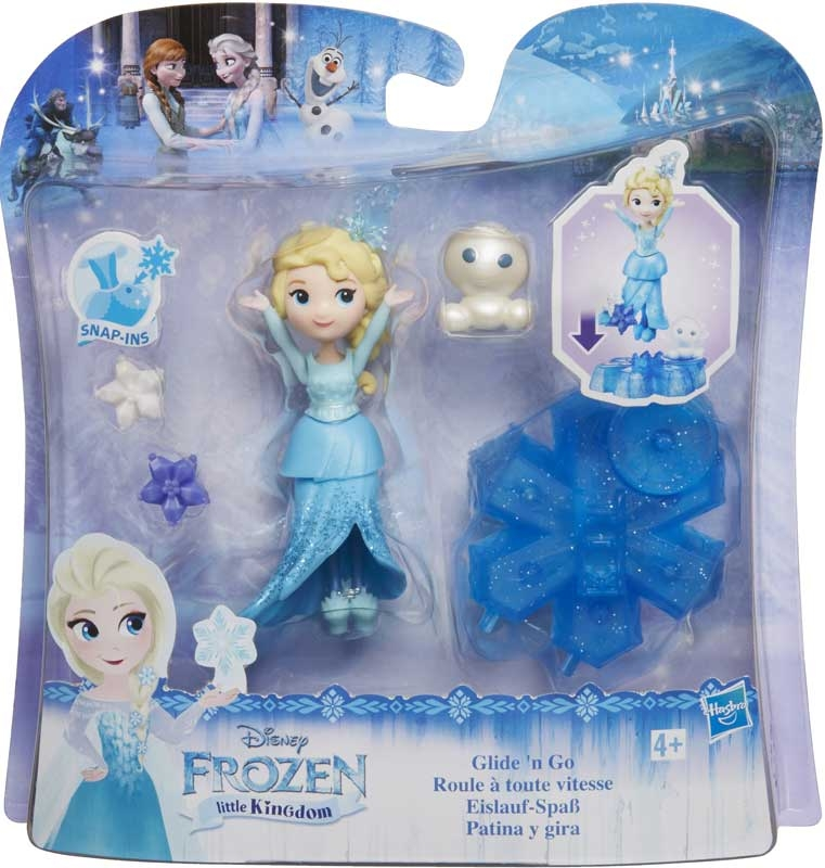 Wholesalers of Frozen Small Doll With Basic Features Asst toys