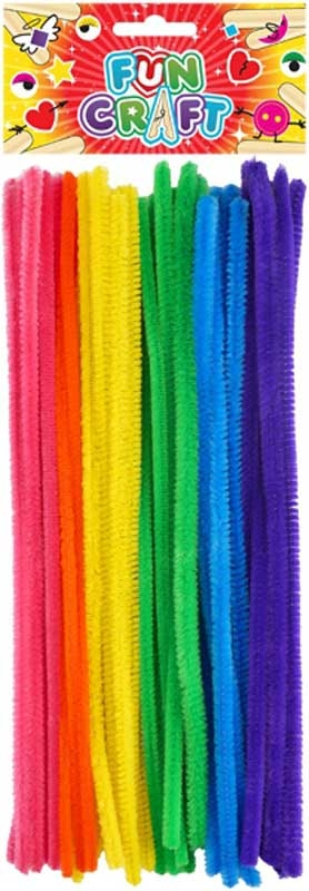 Wholesalers of Fun Craft - Chenile Wire 30cm toys