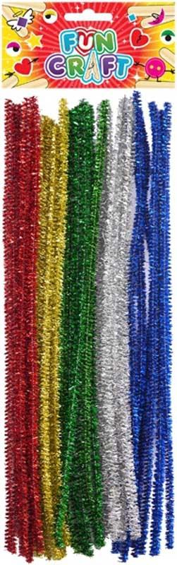 Wholesalers of Fun Craft - Chenile Wire Glitter 30cm toys