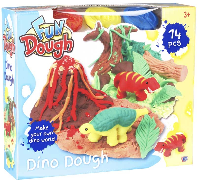 Wholesalers of Fun Dough Dino Dough toys