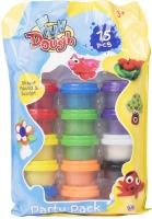 Wholesalers of Fun Dough Party Pack 15pcs toys image