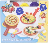 Wholesalers of Fun Dough Pizza And Pasta Maker toys image