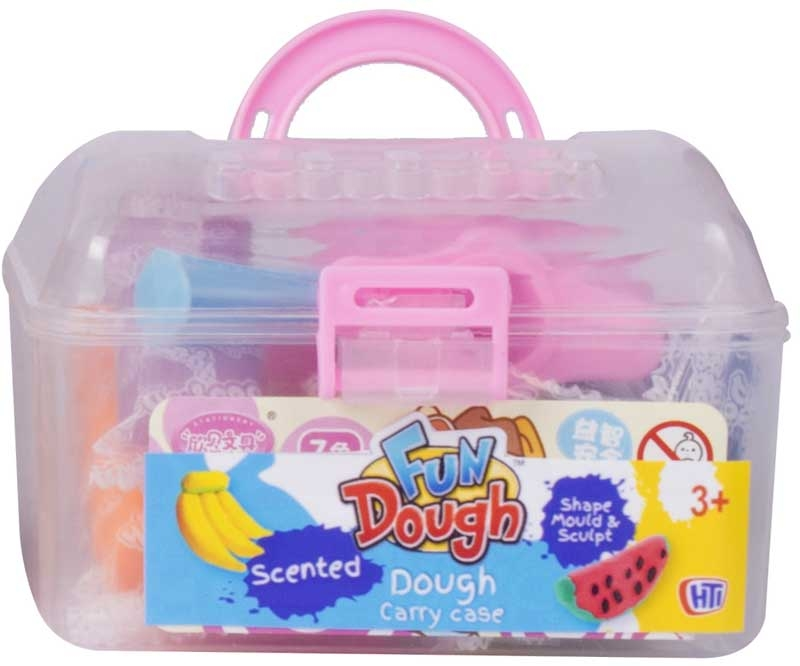 Wholesalers of Fun Dough Scented Dough Carry Case toys