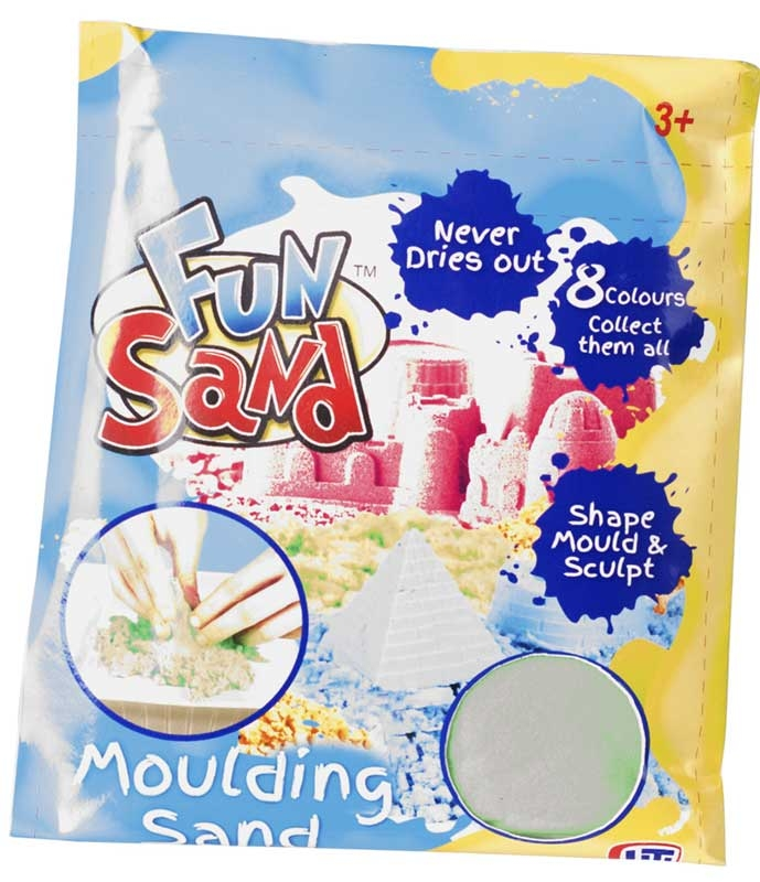 Wholesalers of Fun Sand Moulding Sand toys