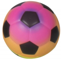Wholesalers of Fun Sport 4inch Pu Rainbow Super Soccer Ball toys image 2