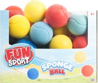 Wholesalers of Fun Sport 70mm Sponge Ball toys image
