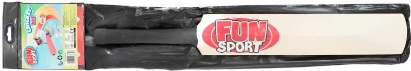Wholesalers of Fun Sport Cricket Set Size 3 toys