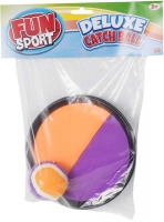 Wholesalers of Fun Sport Deluxe Catch Ball Set toys image