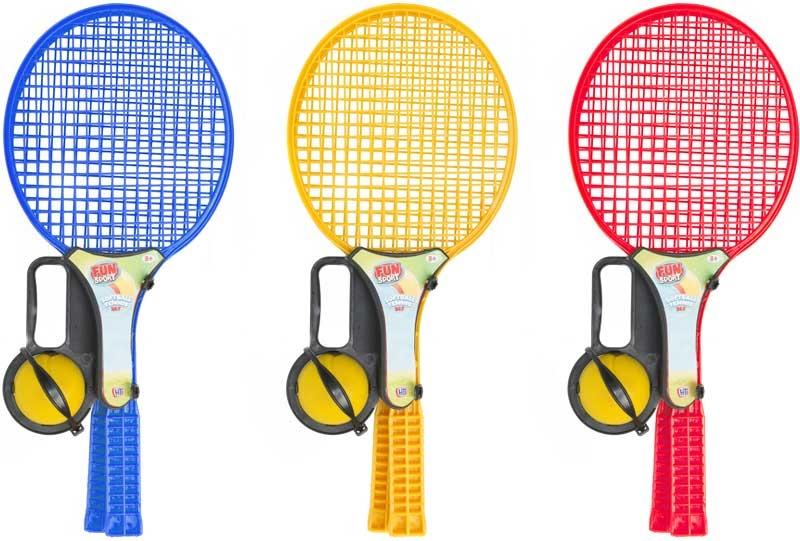 Wholesalers of Fun Sports Softball Tennis Set toys
