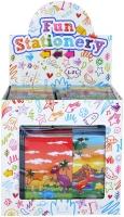 Wholesalers of Fun Stationery - Dinosaur Notebook toys image 2