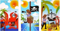 Wholesalers of Fun Stationery - Pirate Notebook toys image