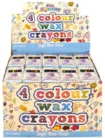 Wholesalers of Fun Stationery - Wax Crayons toys image 2