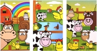 Wholesalers of Fun Stationery- Farm Notebook toys image