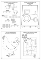 Wholesalers of Fun Stationery Book Fun Farm Puzzle 10.5cm X 14.5cm toys image 3