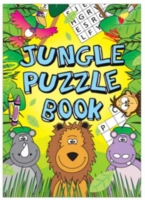Wholesalers of Fun Stationery Book Fun Jungle Puzzle 10.5cm X 14.5cm toys image
