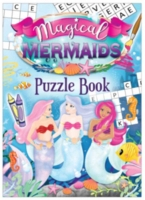Wholesalers of Fun Stationery Book Fun Mermaids Puzzle 10.5cm X 14.5cm toys image